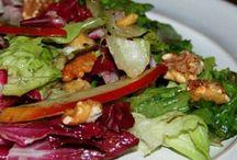 Σαλάτες φρεσκες