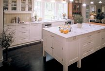 Kitchen Reno- Inspirations / Wall color: