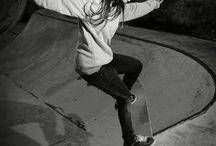 Chicas skater