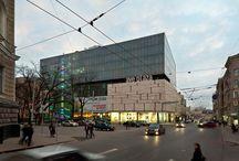 Administratíve  building