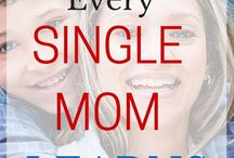 Tips for Single Moms / Mommies supporting other mommies - that's the idea. Share your tips + single mom strategies