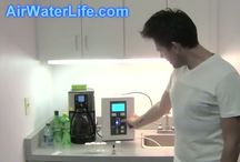 Aqua Ionizer Deluxe 7.0 Review from Air Water Life