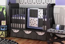 Baby Bedding / Baby bedding for boys and girls in a variety of color schemes and designs.