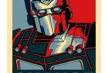 Transformers and awesome  / Your mom / by Book Lover