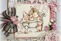 Cards - Magnolia / Tilda