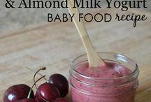 Baby food ideas / by Cory Wier