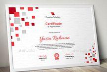 Шаблоны сертификатов