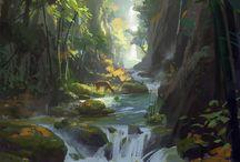 Environment / Landscapes