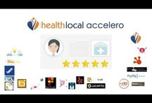 accelero - helping Canadian Health Pro's Win the Online Local Search! / Increase your online footprint with Health Local's accelero! Get listed on Health Local and 25 additional high value sites.  We'll list you. We'll monitor you. We'll save you time. We'll help clients find you. Make your online footprint: comprehensive, connected, consistent and current with accelero!