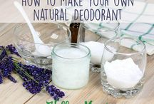Natural Deo Recipe