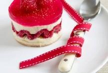 Gastronomy desserts