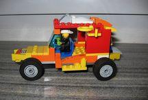 Creations from Lego building kit (creating my son) / Výtvory z Lego stavebnice (vytváření svého syna)