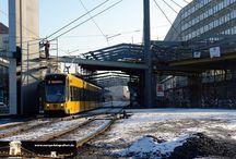 Dresden - Bombardier NGT D12DD / Sie sehen hier eine Auswahl meiner Fotos, mehr davon finden Sie auf meiner Internetseite www.europa-fotografiert.de.