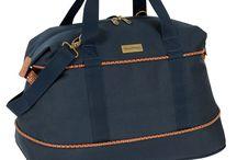 Weekend Getaway / Perfect bags for a relaxing weekend getaway.