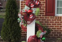 Holiday House decorations