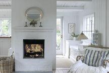 White Cottage \ Farmhouse
