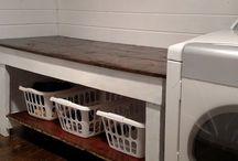 Lagarde - Laundry room