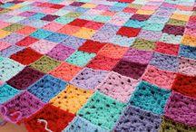 560 Granny Squares