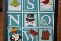 Winter Stampin up