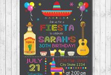 Mexican birthday