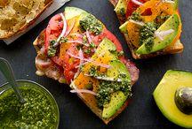 FOOD/Sandwich / by Adrian Rose Amaro