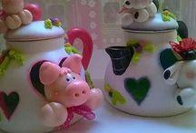 cocina porcelan