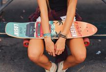 Surf and skate / Ma passion