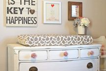 Baby/Toddler Bedroom ideas / by Dorothy Waide Baby Help
