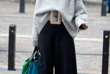 Culottes Pants Outfits