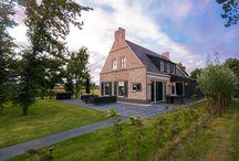 Ameland - Parel van Nes / 14 Commandeurs woningen in 'de Parel van Nes'- te Nes #Ameland,  gerealiseerd door # Kontour Vastgoed B.V.