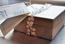 DIY Gift Ideas / by Heather Garrett