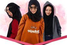 Hijacket Basic / Kumpulan gambar jual hijacket jaket khusus wanita muslimah dan hijabers. Original dan 100% Garansi. Info order 0858-0366-1666.
