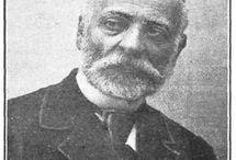 ΚΩΝΣΤΑΝΤΙΝΟΣ ΒΟΛΑΝΑΚΗΣ / Ο Κωνσταντίνος Βολανάκης ή Βολονάκης (Ηράκλειο Κρήτης, 1837–Πειραιάς, 29 Ιουνίου 1907) ήταν ένας από τους πιο σημαντικούς Έλληνες ζωγράφους του 19ου αιώνα.Πήγε γυμνάσιο στη Σύρο και αποφοιτώντας στάλθηκε στην Τεργέστη να εργαστεί ως λογιστής στην επιχείρηση κάποιου οικογενειακού τους φίλου,ο οποίος αποφάσισε να του χρηματοδοτήσει σπουδές ζωγραφικής.Σπούδασε στην Ακαδημία Μονάχου και μετά εργάστηκε Μόναχο,Βιέννη και Τεργέστη.Πέθανε το 1907 φτωχός κι αγνοημένος.