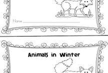 vietuitoarele in timpul iernii
