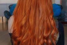 Hair <3 / włosy, hair, fyzrury