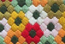 tapetes em lã