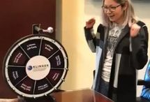 """Wheel of Klinger!"" Prizes"