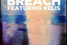 Kelis vuelve al dance con 'The Key' y Breach