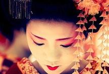 Gesiha/kimono oufits