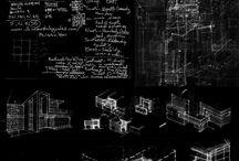 Scketchs arquitetônicos