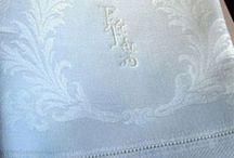 Antique Linens / by Nathelle Nelson