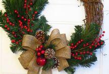 arreglo puertas navidad