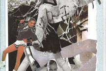 Mixed Media / Inspiration and Ideas for Mood boards etc