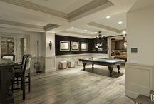 Dreaming of Home - Billiards / Games Room / by Lisa Wood