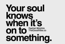 It's Soul Good / by Susan Schreiner