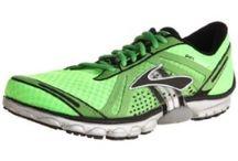 Brooks Lightweight Running Shoes / BROOKS lightweight running shoes