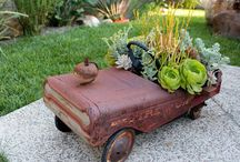 CoNTaiNer GaRDenS / by VinTaGe MaMa