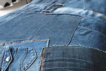 OldJeans/ Denim / Articles made from old jeans/ denim.