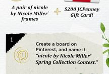 Nicole by Nicole Miller Spring Collection Contest / contest