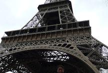 winter week in London and Paris